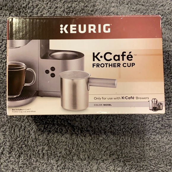 NWT Keurig K Cafe Frother Cup